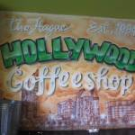 Coffeeshop Hollywood