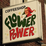Flower Power Coffeeshop