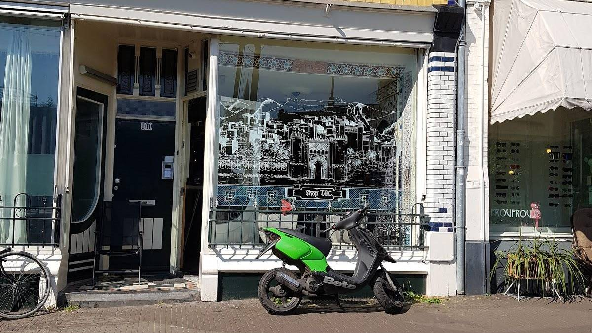 Coffeeshop THC in Arnhem   DutchCoffeeshops.com