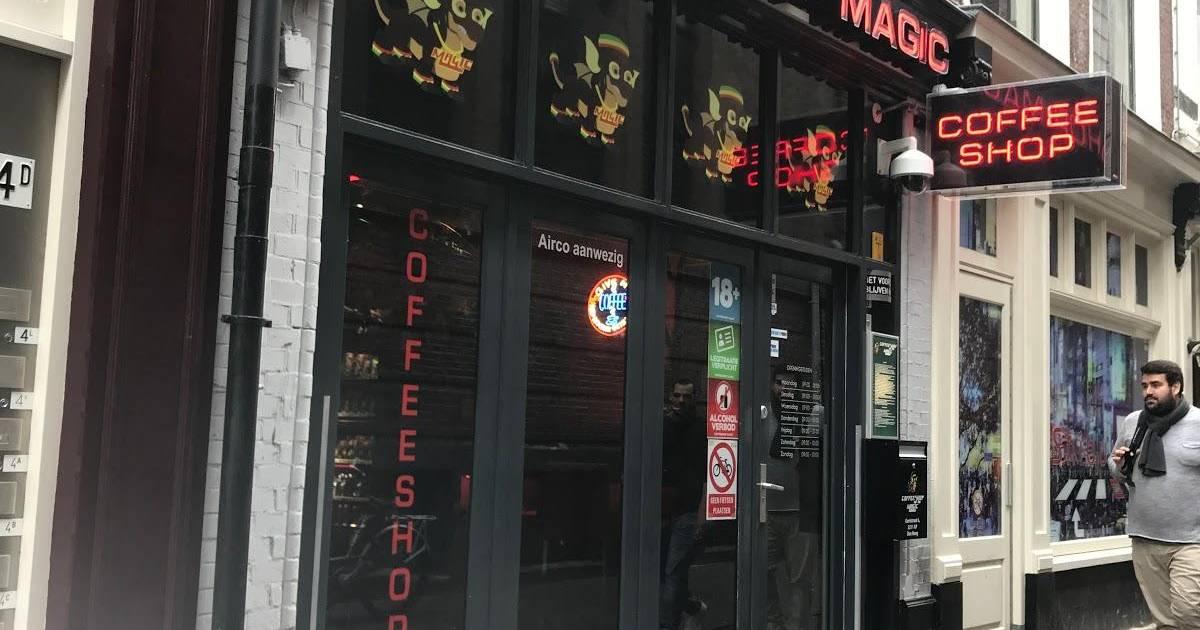Coffeshop Den Haag
